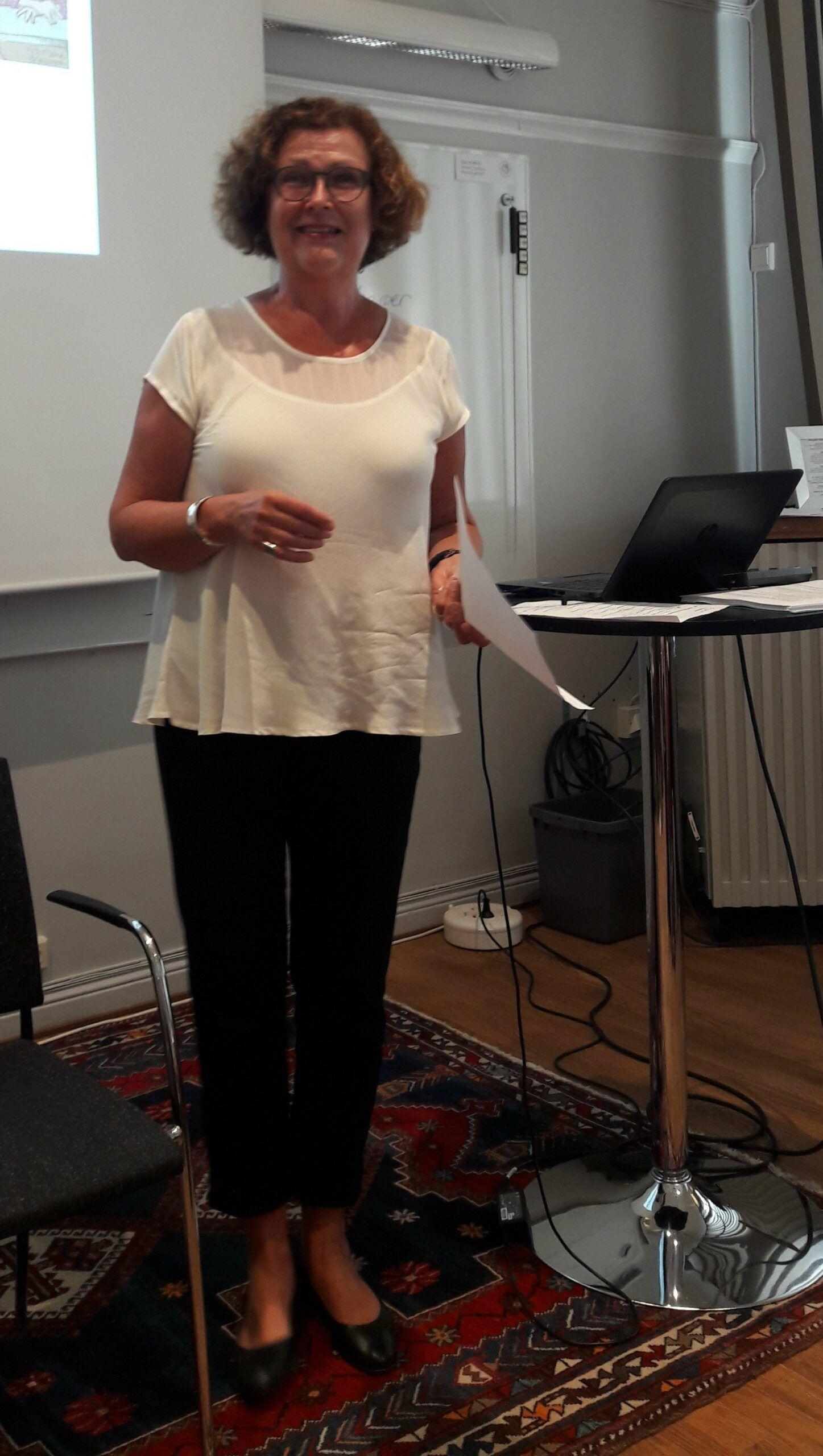 Utbildning Motiverande samtal Lena Rahle